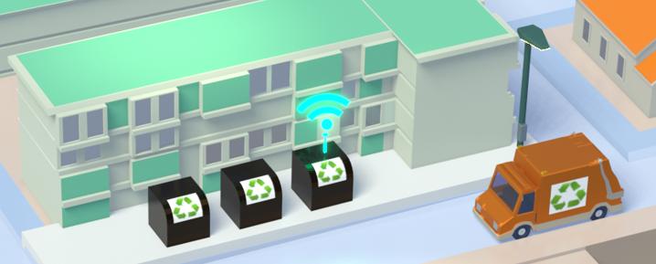Smartcity waste management